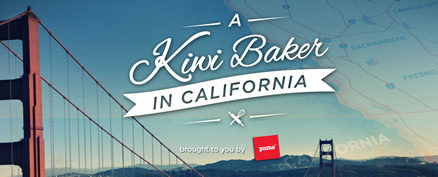 A Kiwi Baker in California