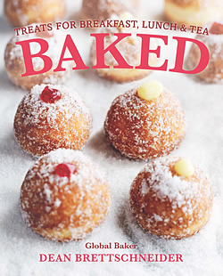 BAKED: Treats for Breakfast, Lunch &